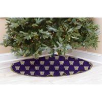 University of Washington Christmas Tree Skirt