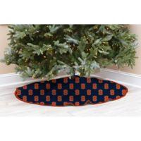 Syracuse University Christmas Tree Skirt