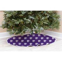 Kansas State University Christmas Tree Skirt