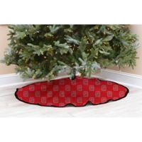 North Carolina State University Christmas Tree Skirt