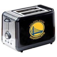 NBA Golden State Warriors 2-Slice Toaster