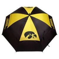 University of Iowa Golf Umbrella