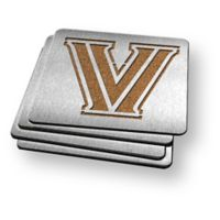 Villanova University 4-Piece Boaster Coasters Set