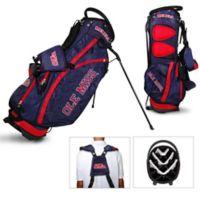 University of Mississippi Fairway Golf Stand Bag