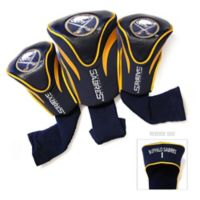 NHL Buffalo Sabres 3-Pack Golf Club Headcovers