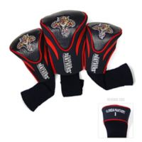 NHL Florida Panthers 3-Pack Golf Club Headcovers