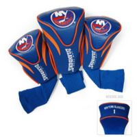 NHL New York Islanders 3-Pack Golf Club Headcovers