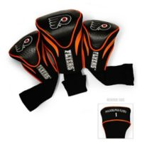 NHL Philadelphia Flyers 3-Pack Golf Club Headcovers