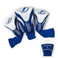 NHL Tampa Bay Lightning 3-Pack Golf Club Headcovers