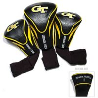 Georgia Institute of Technology 3-Pack Golf Club Headcovers