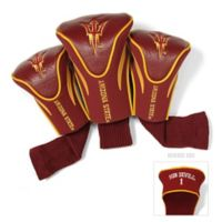 Arizona State University 3-Pack Golf Club Headcovers