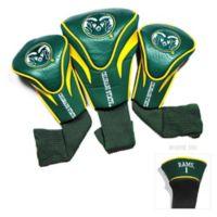 Colorado State University 3-Pack Golf Club Headcovers