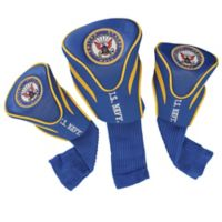 United States Navy 3-Pack Golf Club Headcovers
