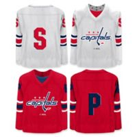 NHL Washington Capitals Hockey Jersey Salt & Pepper Shakers Set