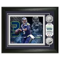 NFL Seattle Seahawks Russell Wilson Silver Coin Photo Mint