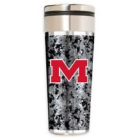 University of Mississippi Operation Hat Trick™ 22 oz. Stainless Steel Travel Tumbler