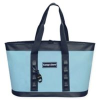 Camp-Zero Carry-All Tote Bag in Blue/Grey