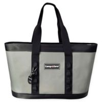 Camp-Zero Carry-All Tote Bag in Grey/Black