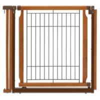 Richell® Convertible Elite Door Panel Pet Gate in Autumn