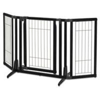 Richell® Premium Plus Pet Gate in Black