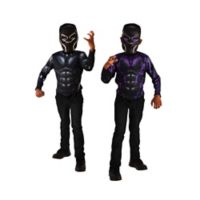 Marvel® Black Panther 2-in-1 Reversible Child's 2-Piece Costume