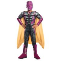 Marvel® Deluxe Vision Avengers 2© Muscle Chest Child's Small 4-Piece Costume