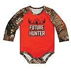 Carhartt® Size 9M Future Hunter Bodysuit in Orange