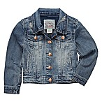 Levi's® Size 12M Trucker Jacket in Indigo Denim