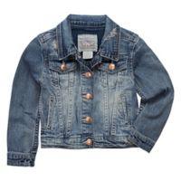 Levi's® Size 18M Trucker Jacket in Indigo Denim