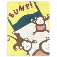Brown Monkeys 16-Inch x 20-Inch Wood Wall Art