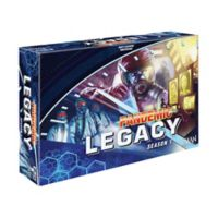 Z-Man Games Pandemic Legacy Strategy Game: Season 1 - Blue