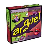 University Games Argue! Board Game