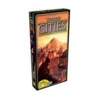 Asmodee Editions 7 Wonders Strategy Game: Cities Expansion
