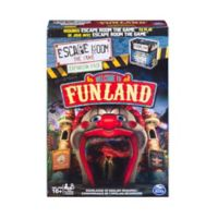 Spin Master Games Escape Room - Welcome to Funland Expansion Pack