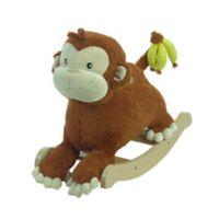 Rockabye™ Mocha the Monkey Musical Rocker