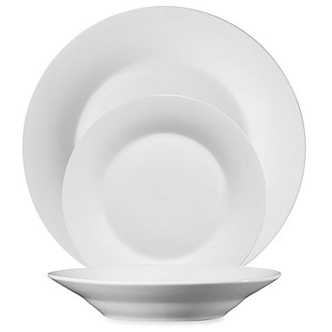 Studio White Dinnerware Collection (Sets of 12)  sc 1 st  Bed Bath \u0026 Beyond & Studio White Dinnerware Collection (Sets of 12) - Bed Bath \u0026 Beyond