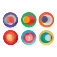 Kikkerland Design® Cork 6-Piece Coaster Set