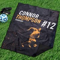 Sports Enthusiast Personalized Picnic Blanket