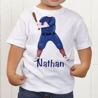 I Want To Be Personalized Boy Toddler T-Shirt