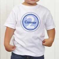 It's Your Birthday! Personalized Toddler T-Shirt