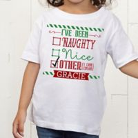I Can Explain Personalized Christmas Toddler T-Shirt