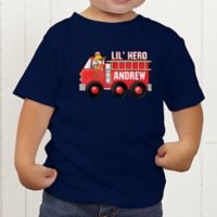 Jr. Firefighter Personalized Toddler T-Shirt