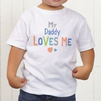 You Are Loved Personalized Toddler T-Shirt