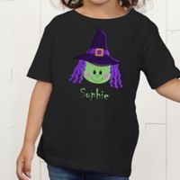 Lil' Witch Personalized Toddler T-Shirt