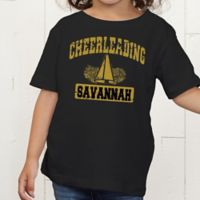 14 Sports Personalized Toddler T-Shirt