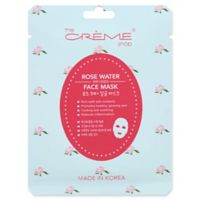The Crème Shop® Rose Water Face Mask