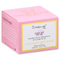 The Crème Shop® 2.36 oz. Rose Oil Overnight Gel Mask