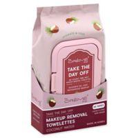 The Crème Shop® 60-Count Coconut Oil Cleansing Towelettes