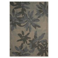 Calvin Klein® Home Winter Flower 3'6 x 5'6 Area Rug in Vapor