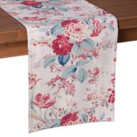 Bee & Willow™ Home Reversible Floral 90-Inch Table Runner
